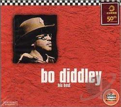 Diddley, Bo - His Best CD Cover Art