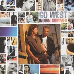 Go West - Indian Summer CD Cover Art