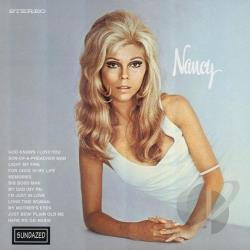 Sinatra, Nancy - Nancy CD Cover Art