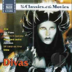 Classics at the Movies: Divas CD Cover Art