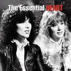 Heart - Essential Heart CD Cover Art