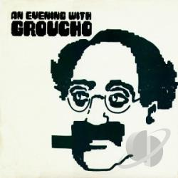 Marx, Groucho - Groucho Marx CD Cover Art