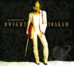 Yoakam, Dwight - Very Best of Dwight Yoakam CD Cover Art