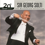 Solti, George - Best Of Sir Georg Solti CD Cover Art