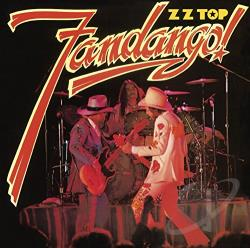 ZZ Top - Fandango! CD Cover Art