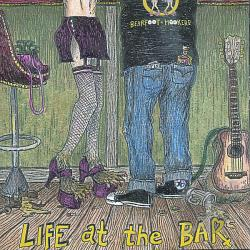 Bearfoot Hookers - Life At The Bar CD Cover Art