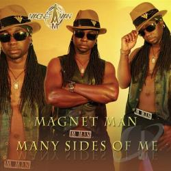Magnet Man - Many Sides Of Me CD Cover Art
