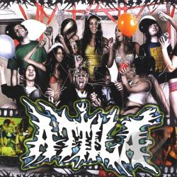 Attila - Soundtrack To A Party CD Cover Art