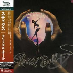 Styx - Crystal Ball CD Cover Art