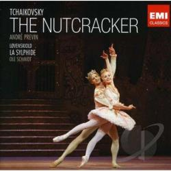 Tchaikovsky: The Nutcracker CD Cover Art