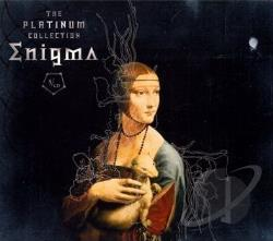 Enigma - Platinum Collection CD Cover Art