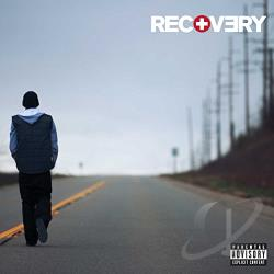 Eminem - Recovery CD Cover Art