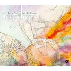 Kumar, Niladri / Singh, Talvin - Together CD Cover Art