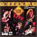 Racer X - Live Extreme, Vol. 1 CD Cover Art