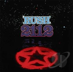 Rush - 2112 CD Cover Art