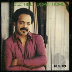 Hill, Z.Z. - Down Home CD Cover Art
