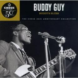 Guy, Buddy - Buddy's Blues (Chess 50th Anniversary Collection) CD Cover Art