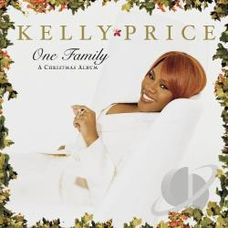 Price, Kelly - One Family: A Christmas Album CD Cover Art