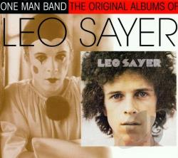 Sayer, Leo - Silverbird CD Cover Art