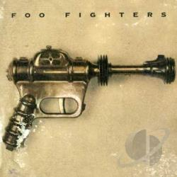 Foo Fighters - Foo Fighters CD Cover Art