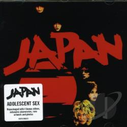 Japan - Adolescent Sex CD Cover Art