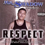 Mr. Shadow - Respect CD Cover Art