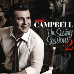 Campbell, David - Swing Sessions, Vol. 2 CD Cover Art