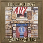 Beach Boys - Stars and Stripes, Vol. 1 CD Cover Art