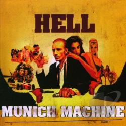 DJ Hell - Munich Machine CD Cover Art