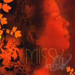 Missy Andersen CD Cover Art