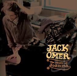Omer, Jack - Music of Joanna CD Cover Art