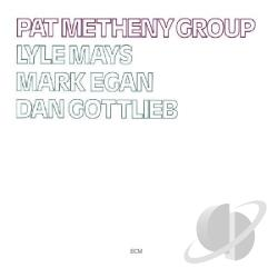 Metheny, Pat / Pat Metheny - Pat Metheny Group CD Cover Art