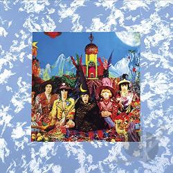 Rolling Stones - Their Satanic Majesties Request CD Cover Art