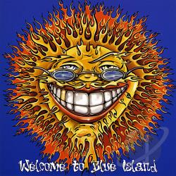 Enuff Z'Nuff - Welcome to Blue Island CD Cover Art