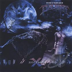 Beyond Twilight - Section X CD Cover Art