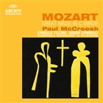 Mozart, Wolfgang Amadeus - Mozart: Great Mass in C minor CD Cover Art