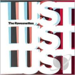 Raveonettes - Lust Lust Lust CD Cover Art