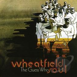 Guess Who - Wheatfield Soul CD Cover Art