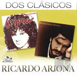 Arjona, Ricardo - Dos Clasicos CD Cover Art