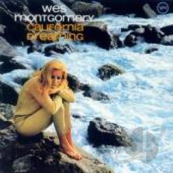 Montgomery, Wes - California Dreaming CD Cover Art