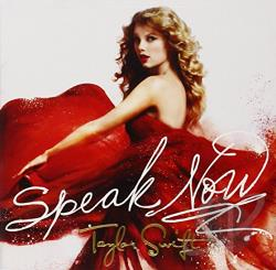 Swift, Taylor - Speak Now CD Cover Art