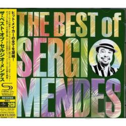 Mendes, Sergio - Sergio Best CD Cover Art