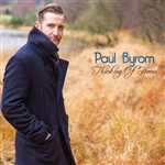 Byrom, Paul - Thinking of Home CD Cover Art