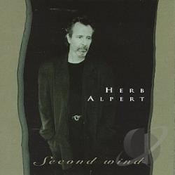 Alpert, Herb - Second Wind CD Cover Art