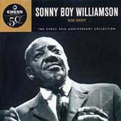 Sonny Boy Williamson II - His Best CD Cover Art