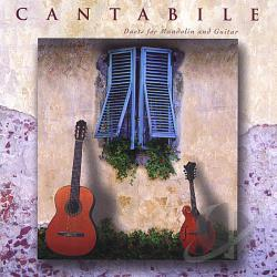 Baldassari, Butch - Cantabile: Duets for Mandolin and Guitar CD Cover Art