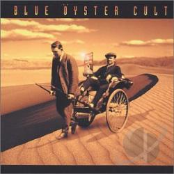 Blue Oyster Cult - Curse of the Hidden Mirror CD Cover Art