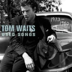 Waits, Tom - Used Songs (1973-1980) CD Cover Art