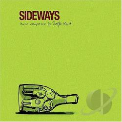 Kent, Rolfe - Sideways: Original Motion Picture Score CD Cover Art