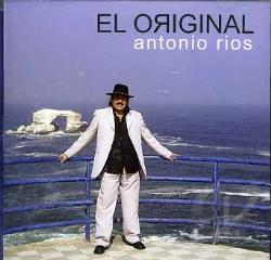Rios, Antonio - El Original CD Cover Art